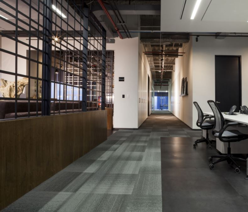 Offices PVH Mexico by SpAce. 5