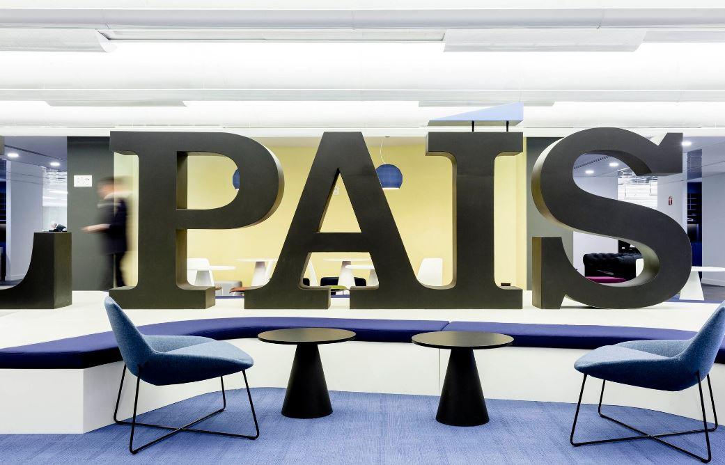 Redacción de El País. Workplace . Open Space .3 Cómo se trabaja en un periodico 5