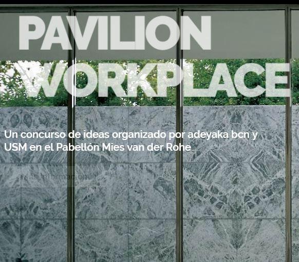 PAVILION WORKPLACE Concursos de diseño
