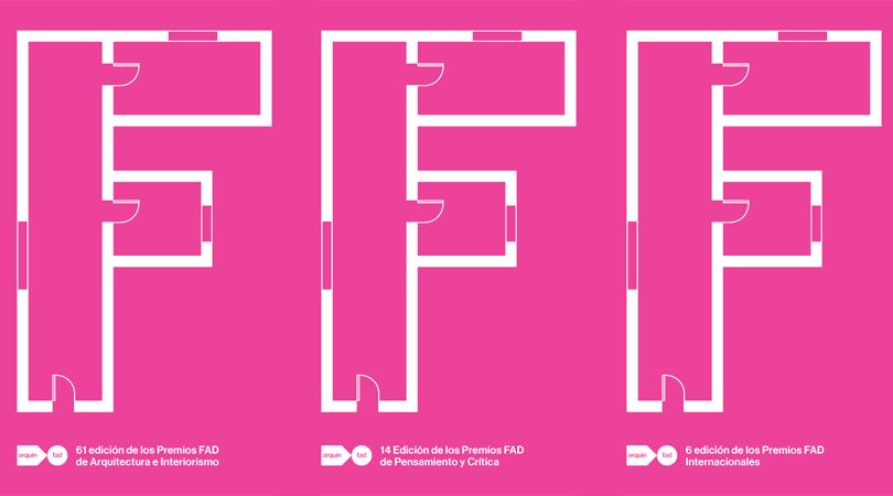 Premios Fad de arquitectura e interiorismo 2019 concursos de diseño 2019