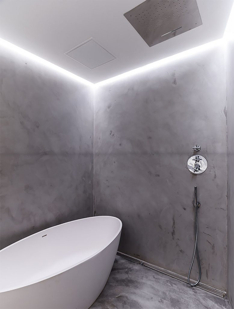 Reforma en Madrid Q Arquitectura . Casa ChefG . Fotos: Javi Bravo