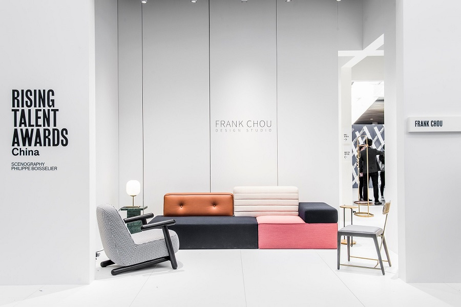 RISING TALENTS CHINA MAISON OBJET 2019 fRANK cHOU