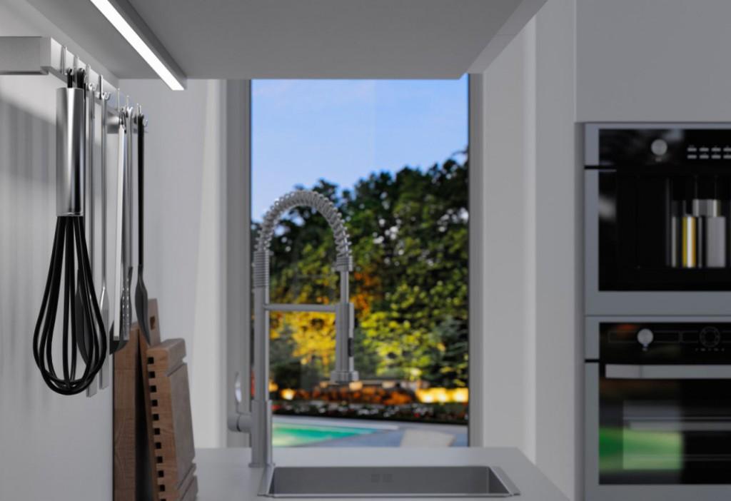 SMART HOME. TECNOLOGÍA LED EN COCINA. LEDS C4