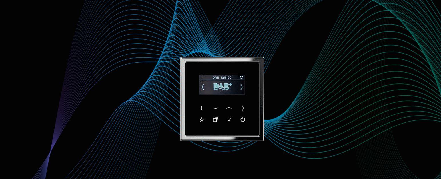 SMART RADIO DAB JUNG 2