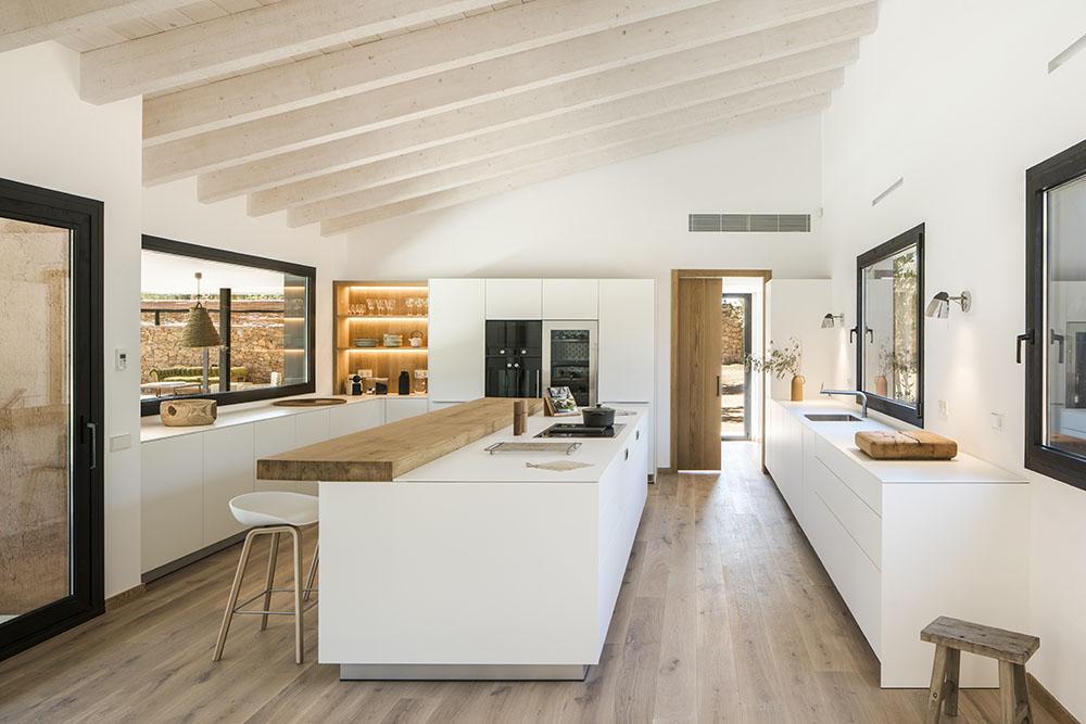 Como diseñar una cocina con isla. Tipos y consejos. | 10Decoracion