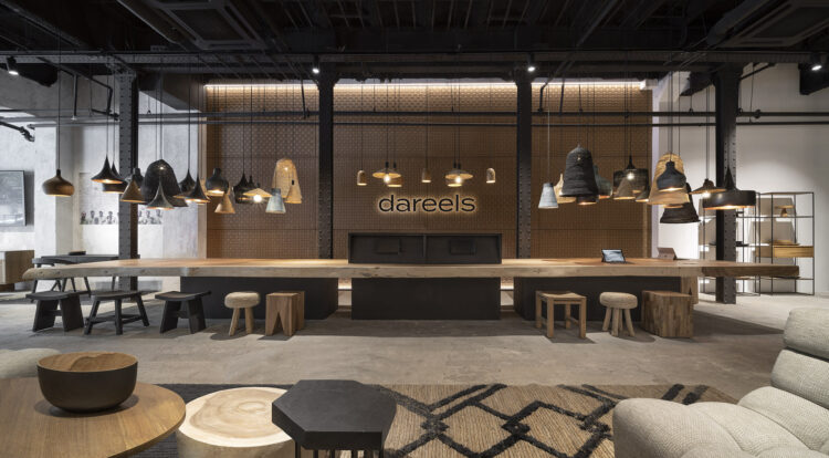 STORE DAREELS BARCELONA by Susanna Cots