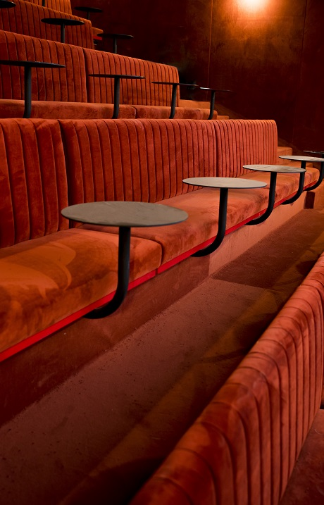 Sala Equis Madrid LuciaMphoto diseño Plantea Estudio / Payser