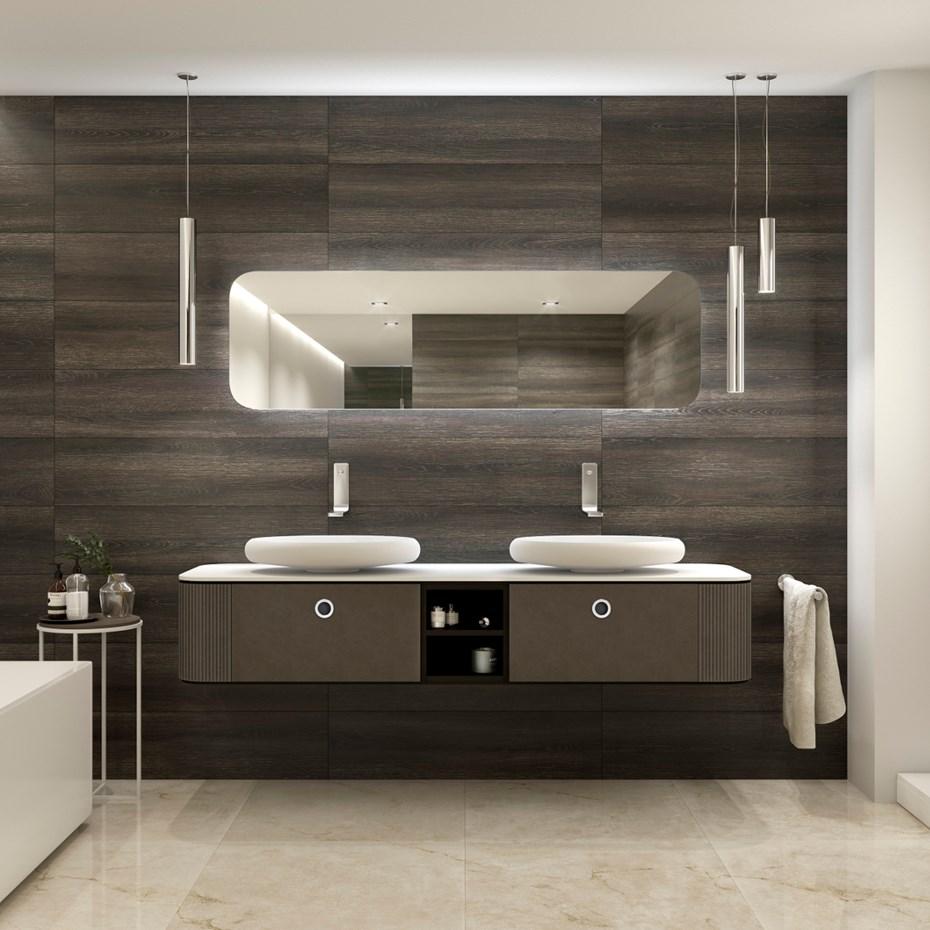 Salone del Mobile 2018 coleccion-alexandra serie ADRA bathcabinet-tubular-