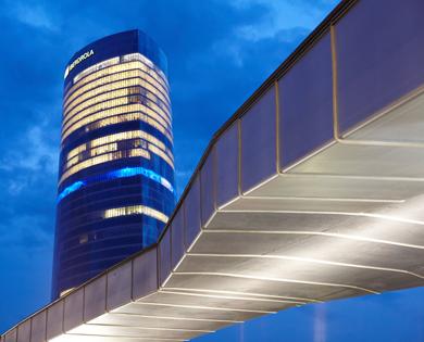 19-02-2013. Torre Iberdrola Bilbao, Bizkaia Foto: Manuel+Diaz+de+Rada