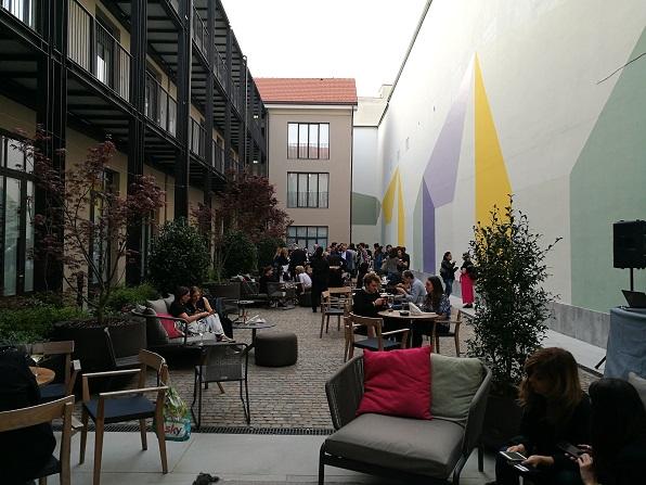 Savona 18 Suites Milano. Project Aldo Cibic . photo Adelaide Saviano Terrazzo