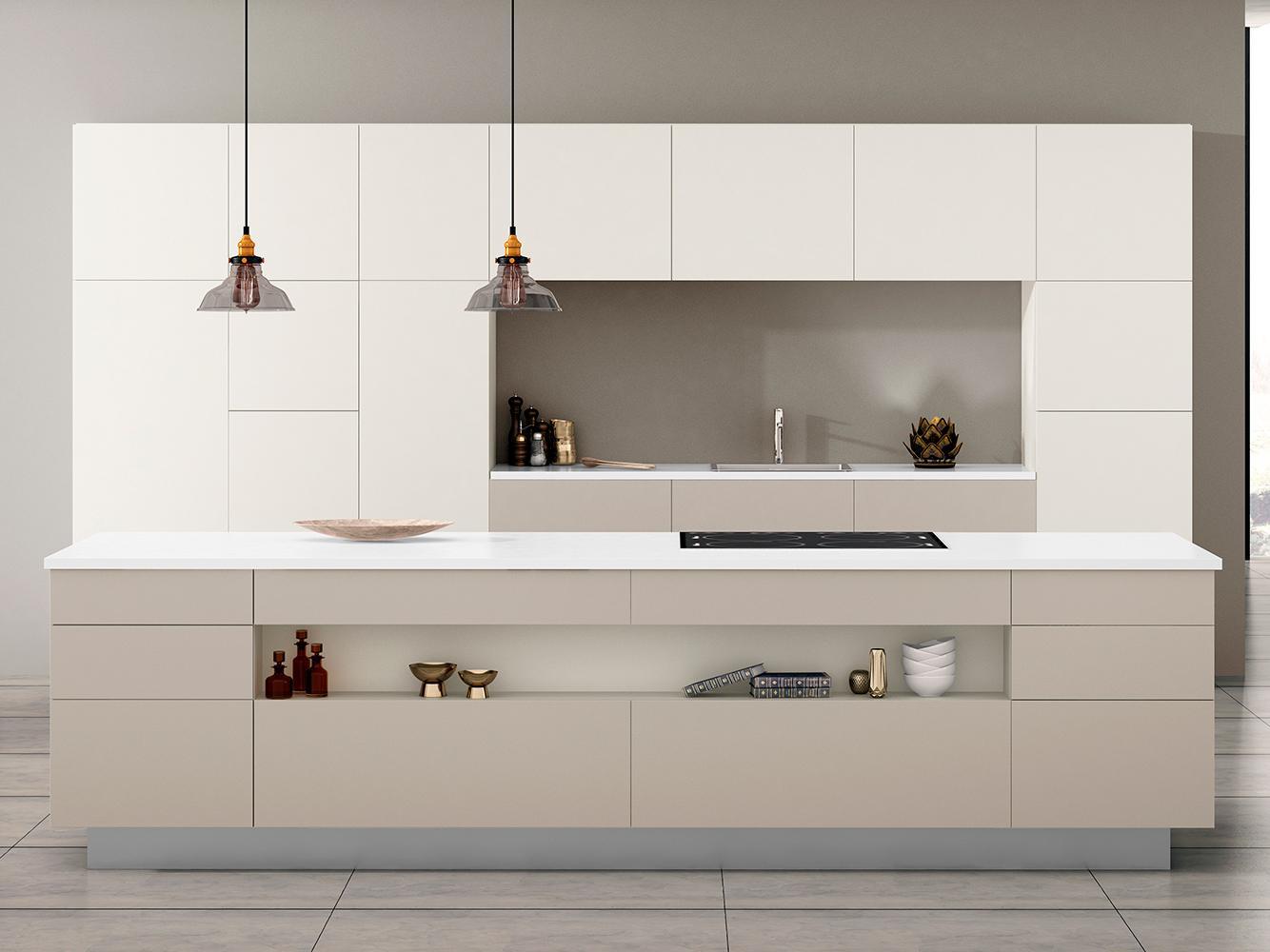 Supermatt-Luxe-Zenit-by-Alvic-Luxe-by-Alvic- consejos para elegir los muebles de cocina