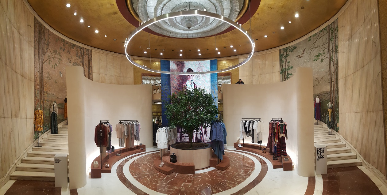 TRISON Zara Milano