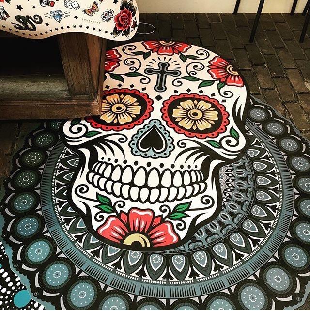 alfombras vinílicas para cocinas podevache . Alfombras Podevache