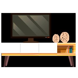 Muebles de Televisión