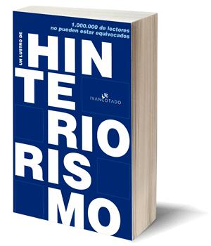 Un-lustro-de-Hinteriorismo-libro de interiorismo de Ivan Cotado . Amazon