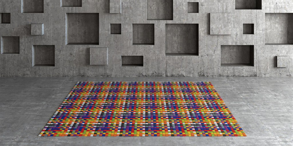 WOOPRUGS KUADRATO by MANUEL TORRES DESIGN . decorar con alfombras