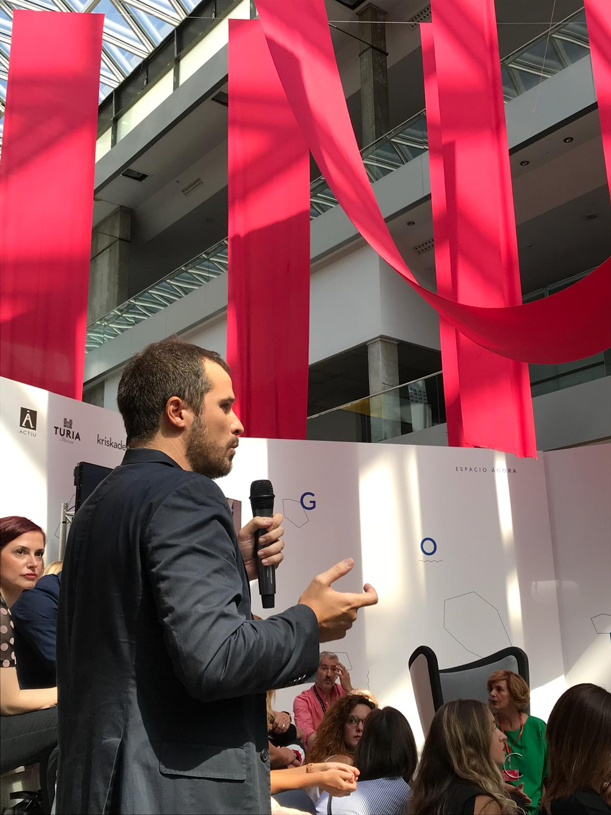 Innodesign Feria Habitat 10Deco Miguel Lozano de la Mota Huuun Valencia