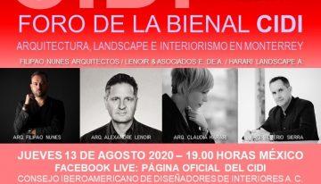 Webinars, charlas y cursos sobre diseño y arquitectura #yomequedoencasa