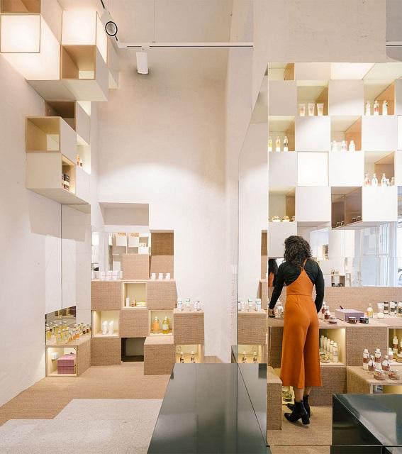 Zooco-Nuilea- Visual Merchandising Store Design. Diseño de tiendas