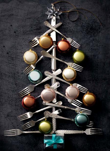 albero-natale-forchete-adornos-navidad-originales