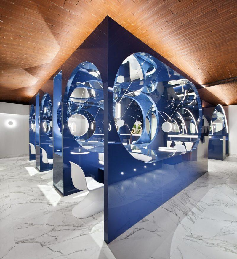 Espacio GRUPO ALVIC,por Héctor Ruiz-Velázquez Casa Decor 2020