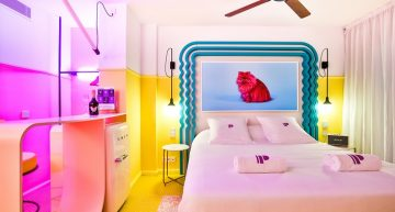 Paradiso Ibiza ART HOTEL by ILMIODESIGN
