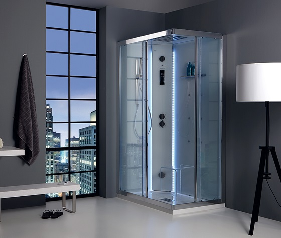 Como cambiar una ba era por una cabina de ducha for Instalacion cabina ducha