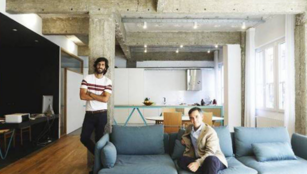 carlos garmendia- alvaro cordero. Garmendia Cordero Arquitectos Bilbao