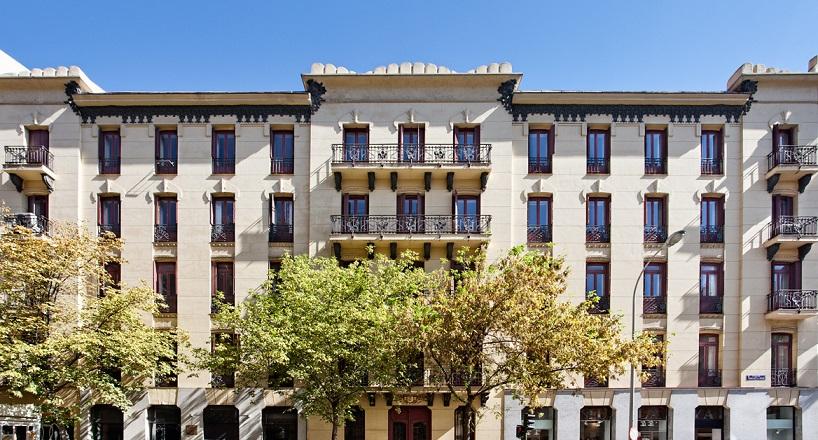 casa decor 2018 the corner group francisco de rojas 2 fachada