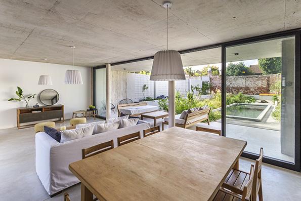 casa memo vivienda sostenible en Argentina. Arquitectura sostenible