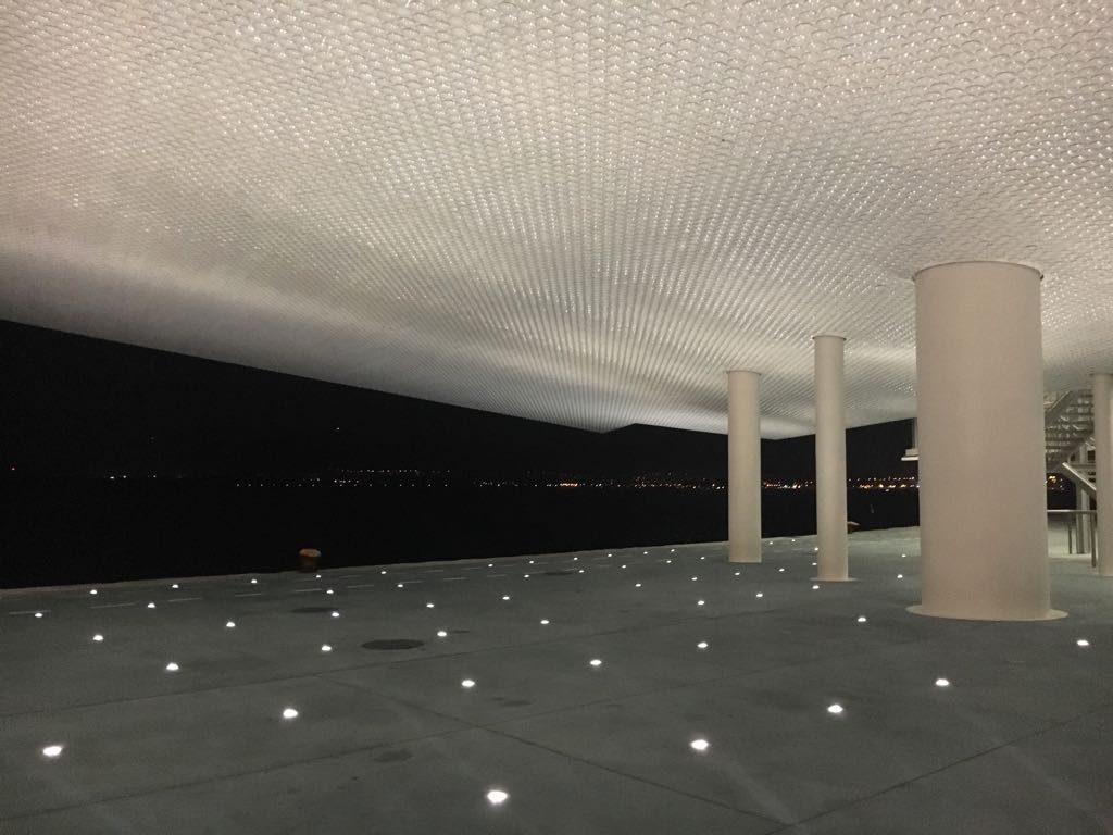 centro botín. foto mara pardo 10deco (3) Cantabria está de moda.. Centro Botín de Renzo Piano a la luz de la luna