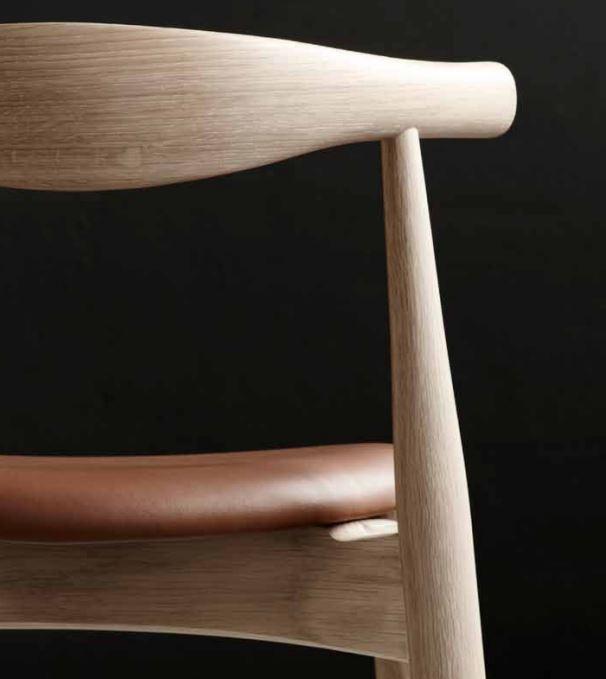 ch20 elbow chair wegner