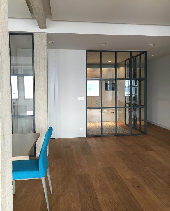 como decorar un loft con estilo . Mara Pardo Estudio. Reforma en Santander