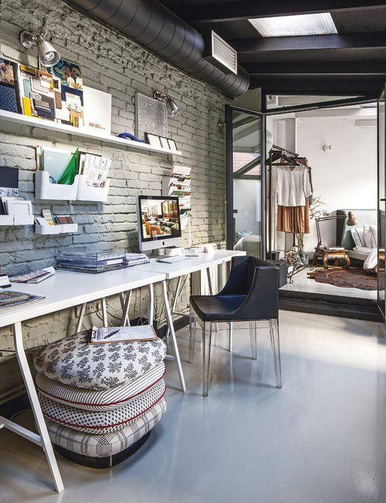 como decorar un loft con estilo Celia Gómez Puerta