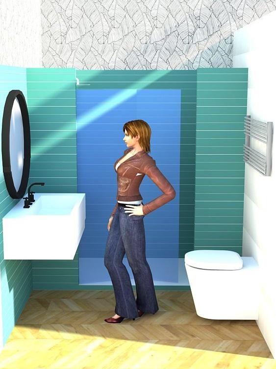 como instalar un sanitrit. caso práctico.baño. Instala un baño donde quieras