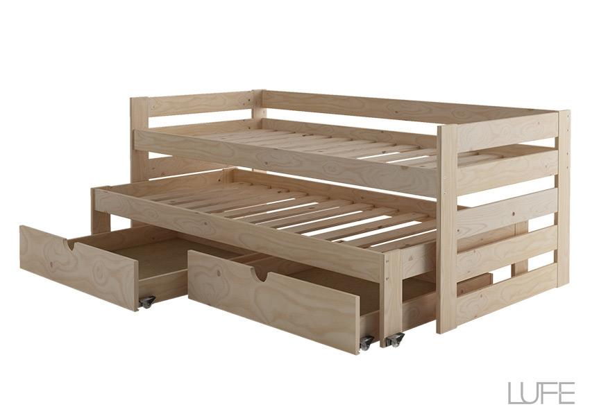 Muebles lufe. 170 euros composicion-cama-compacta-con-cajon-base