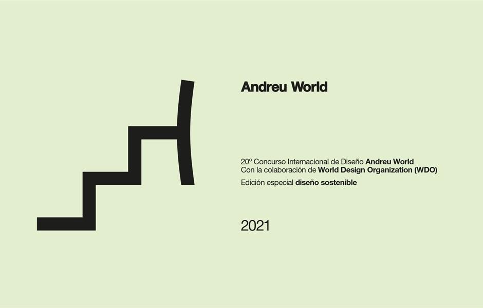 Concurso Internacional de Diseño 2021 Andreu World .