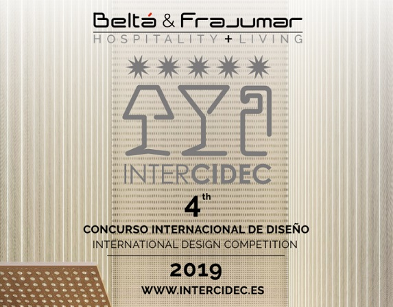 concursos de diseño 2019, design challenge. Intercidec 2019 Beltá Frajumar