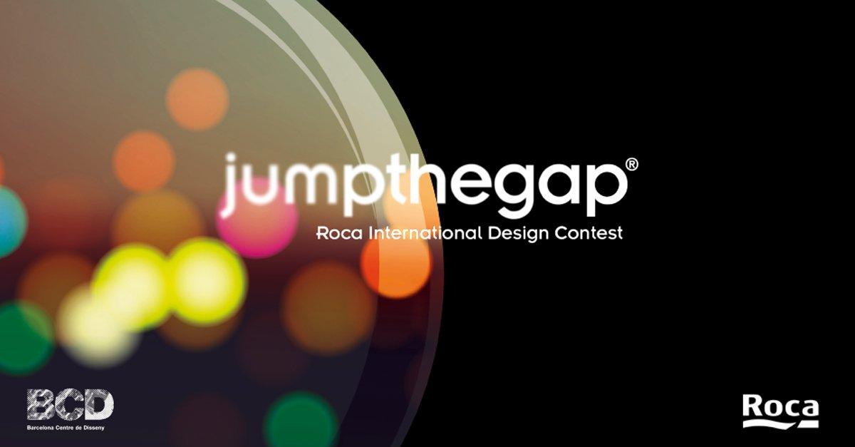 concursos de diseño 2019. Jumpthegap Roca. Design Challenge