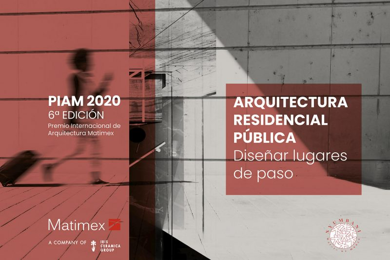 concursos de diseño 2020 matimex piam