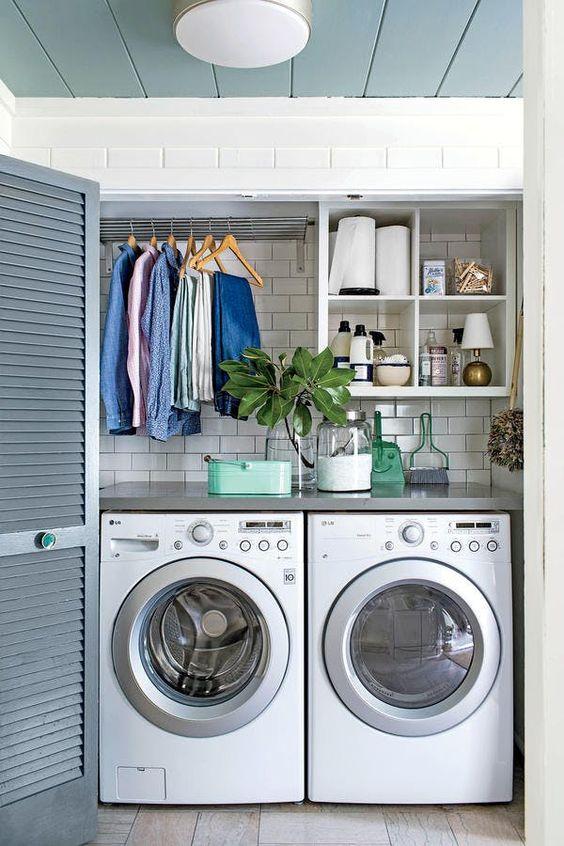 puertas correderas para zona lavado- decora tu lavadero