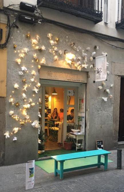 decoracción 2017. fachada Barrio de las Letras Madrid 4