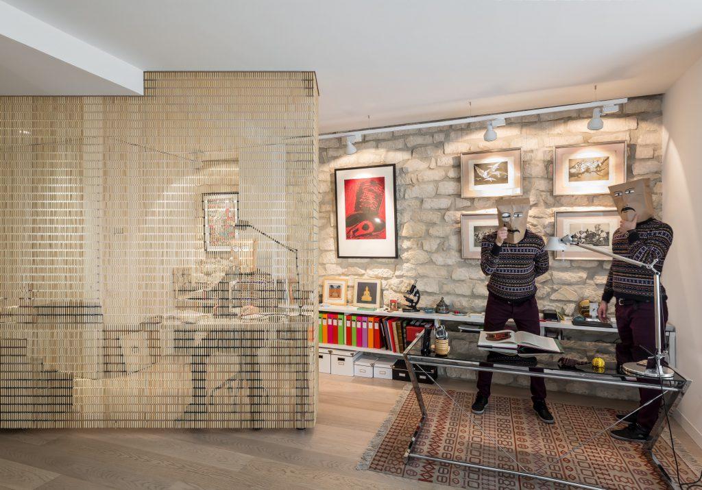 Decoracion Vintage Madera Y Ladrillo Visto 10decoracion - Decoracion-ladrillo-visto