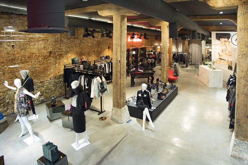 Boutique del-rosa-al-amarillo-santander- Cantabria está de moda