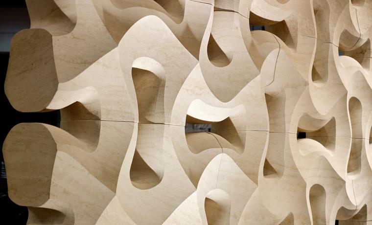Lithos design. Piedra tallada esculpida
