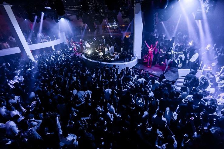 Discoteca Pacha Ibiza nueva imagen reformado por Juli Capella 2 . Fiesta inauguracion. New Open Pacha Ibiza