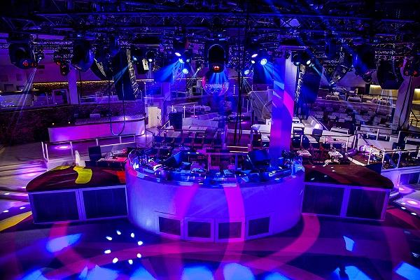 Discoteca Pacha Ibiza nueva imagen reformado por Juli Capella cabina DJ