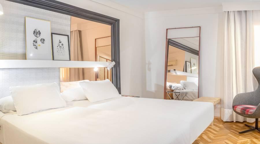 doble-estandar-3 sh hotel inglés Valencia. Hotel Boutique SH Inglés en Valencia