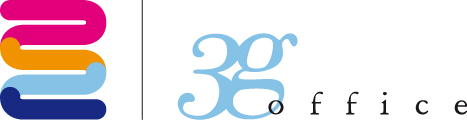 3g office logo