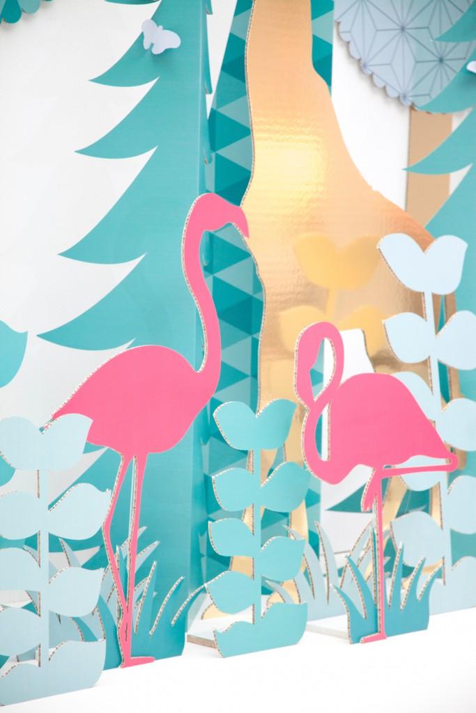 empaperart_ecodiseño_petitefashionweek (13) Origami empaperart petit fashion week